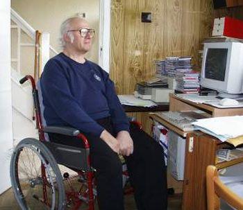 a stroke patient