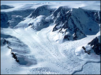 antarctic glacier retreat 246