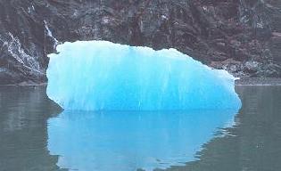 arctic ice berg