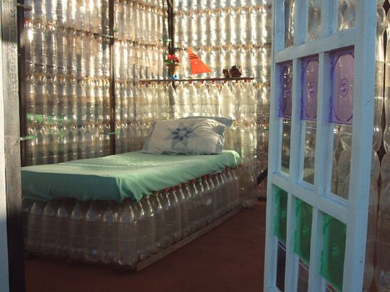 argentine house made of plastic bottles 2