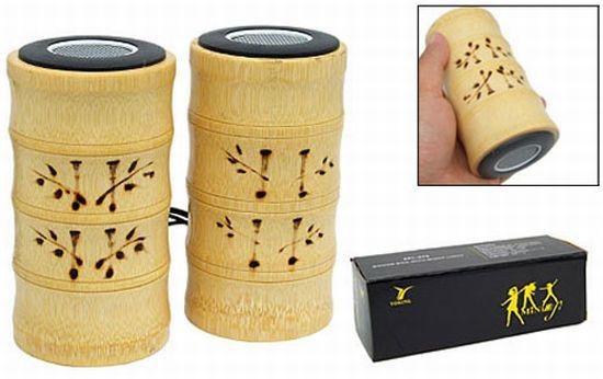 bamboo speakers B7q1k 11446