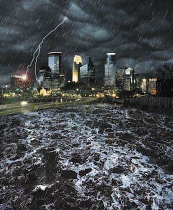 bankok flood
