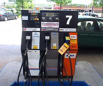 bio fuels station