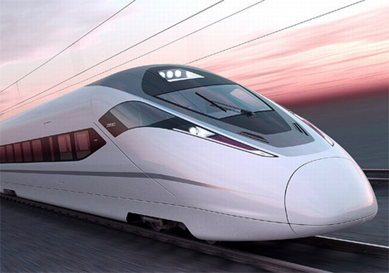 bombardier high speed train 1