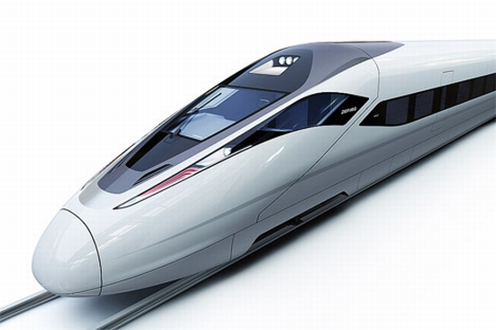 bombardier high speed train 4