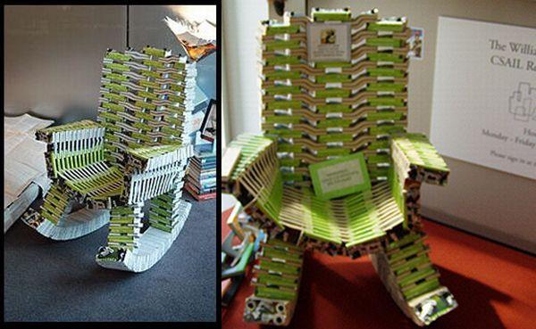 Book Rocking Chair