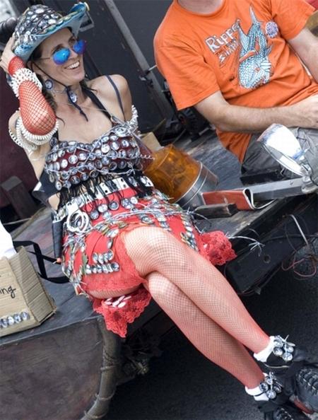bottle cap dress 2