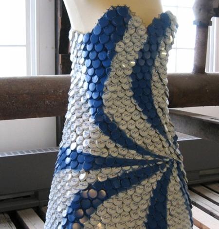 bottle cap dress 9