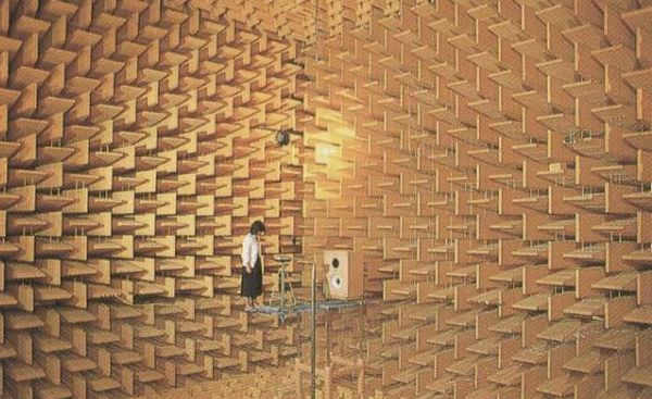 Cartons soundproofing