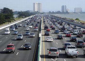 co2 emissions from californias traffic