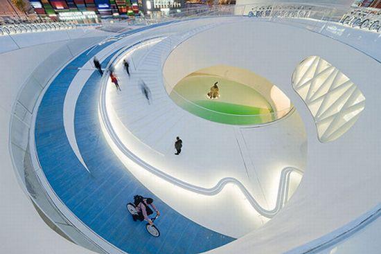 danish pavilion at shanghai expo 2