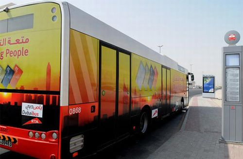 dubai ecofriendly buses 2