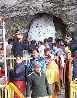 due to overcrowded pilgrimage 5106