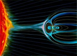 earth magnetric field