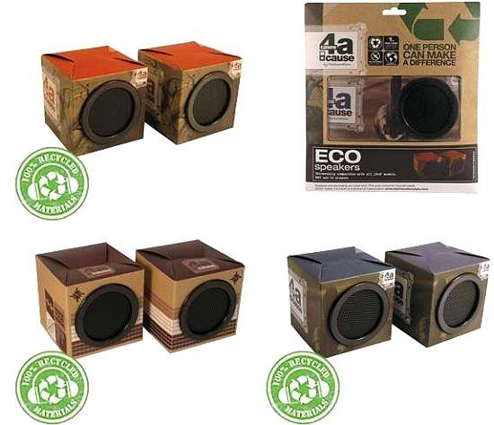eco speakers