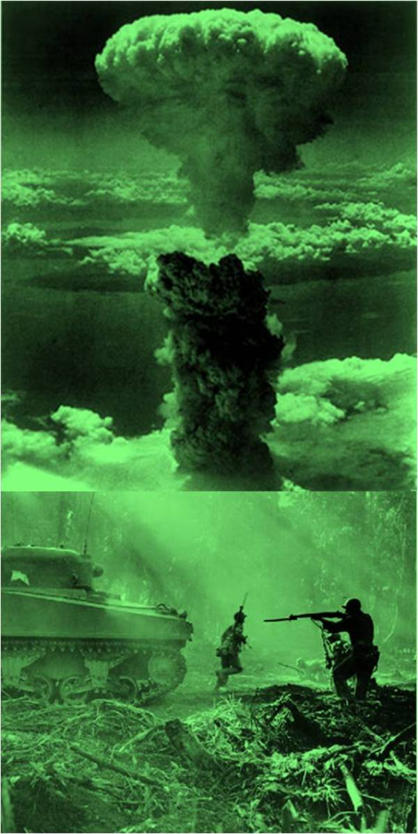 Eco-friendly bomb
