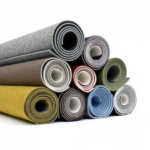Eco-friendly felt carpets