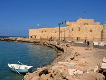 egyptian city of alexandria