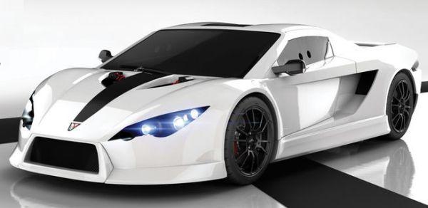 Electric Sports car