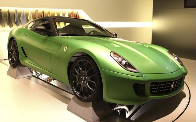 Ferrari HY-KERS Hybrid