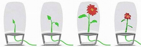 flowerpod features