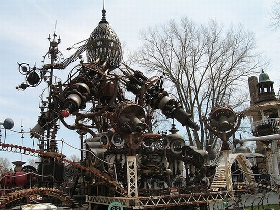 forevertron 1
