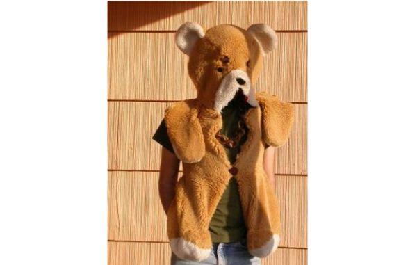 Furry nightmare vest