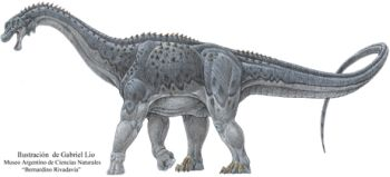 giant dinosaur discovered in argentina