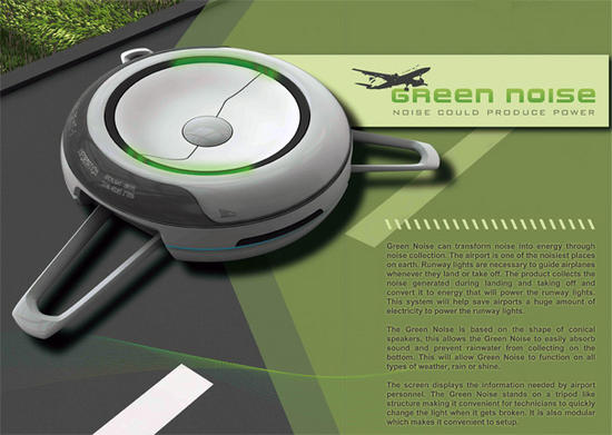 green noise 1