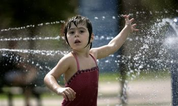 heat wave broils much of california