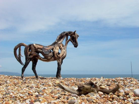 heather jansch s driftwood sculptures 6