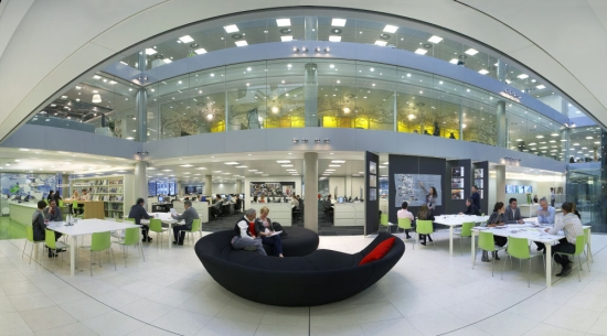Hok London Receives Uk S First Leed Ci Gold Certification