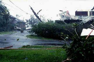 hurricane devastation
