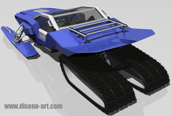 i scoob snowmobile 2