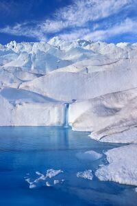 ice is melting in alaska