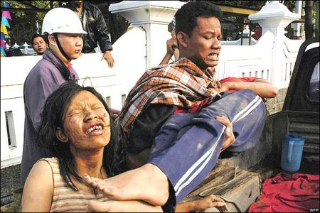 indonesia earthquake casualties