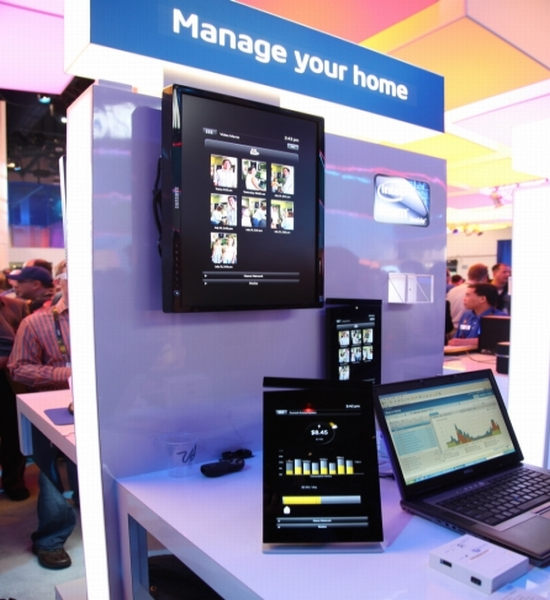 Intel Home Energy Monitor : Intel s intelligent home energy management concept dr