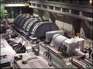 iranian nuclear plant