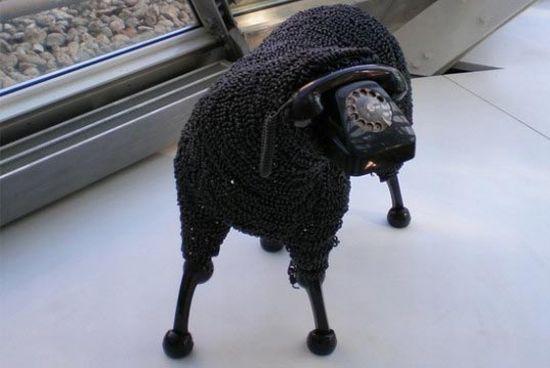 jean luc cornecs exhibit at the museum of communic