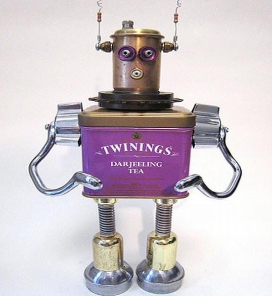 lipsons robot