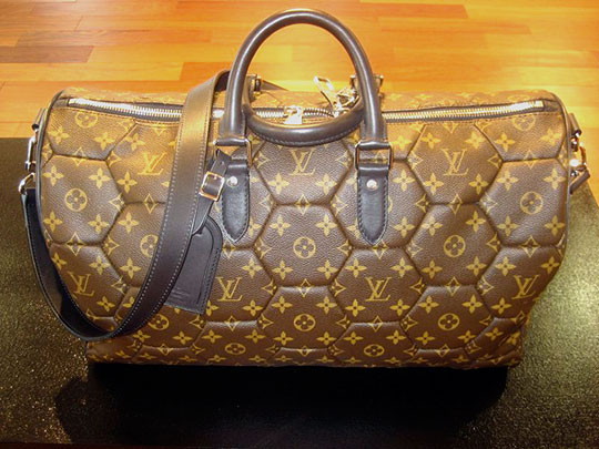 louis vuitton soccer ball bag fw09