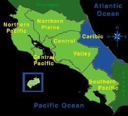 map of caribbean region 9