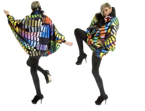 MaxJenny Origami jacket