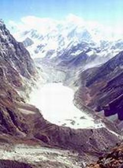 melting of glaciers in the himalayas 9