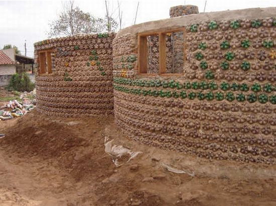 mexican house made from plastic bottles 3