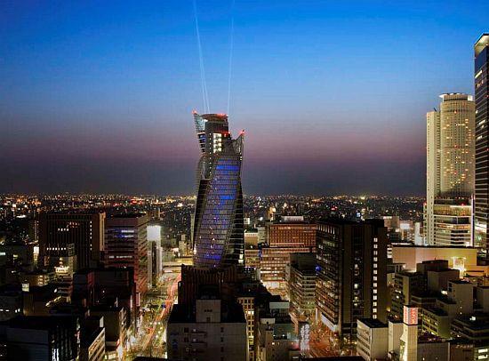 mode gakuen spiral towers nagoya city japan 1