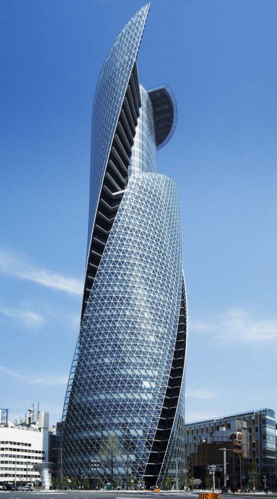 mode gakuen spiral towers nagoya city japan 2