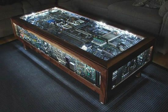 Building Coffee Table