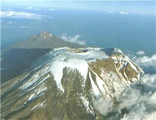 Kilimanjaro Ice Cap Disappearing Dramatically Eco Friend