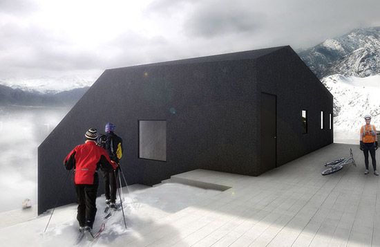 nicolas dorval bory and emilio marin snow house 1